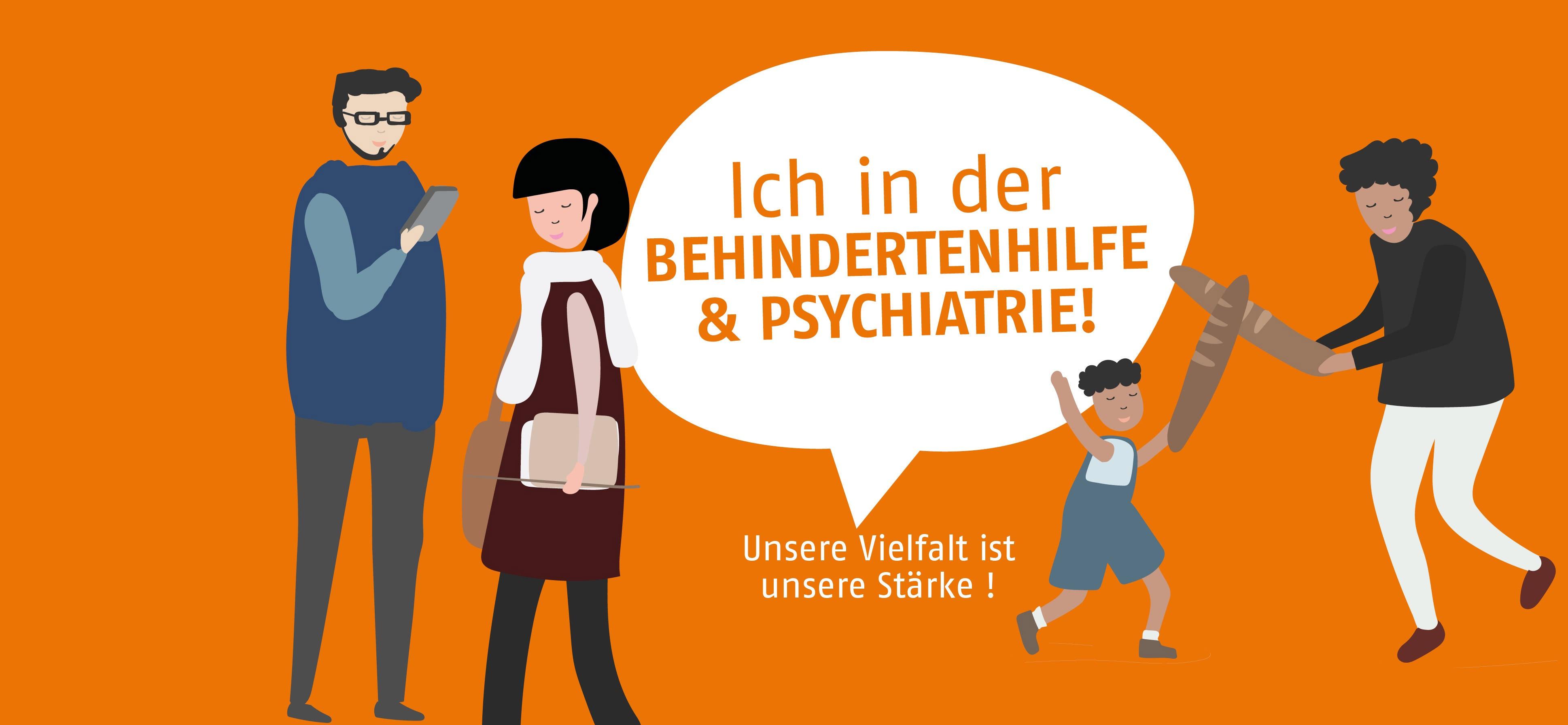 AWO Bezirksverband Ober- und Mittelfranken e. V. - Behindertenhilfe & Psychatrie